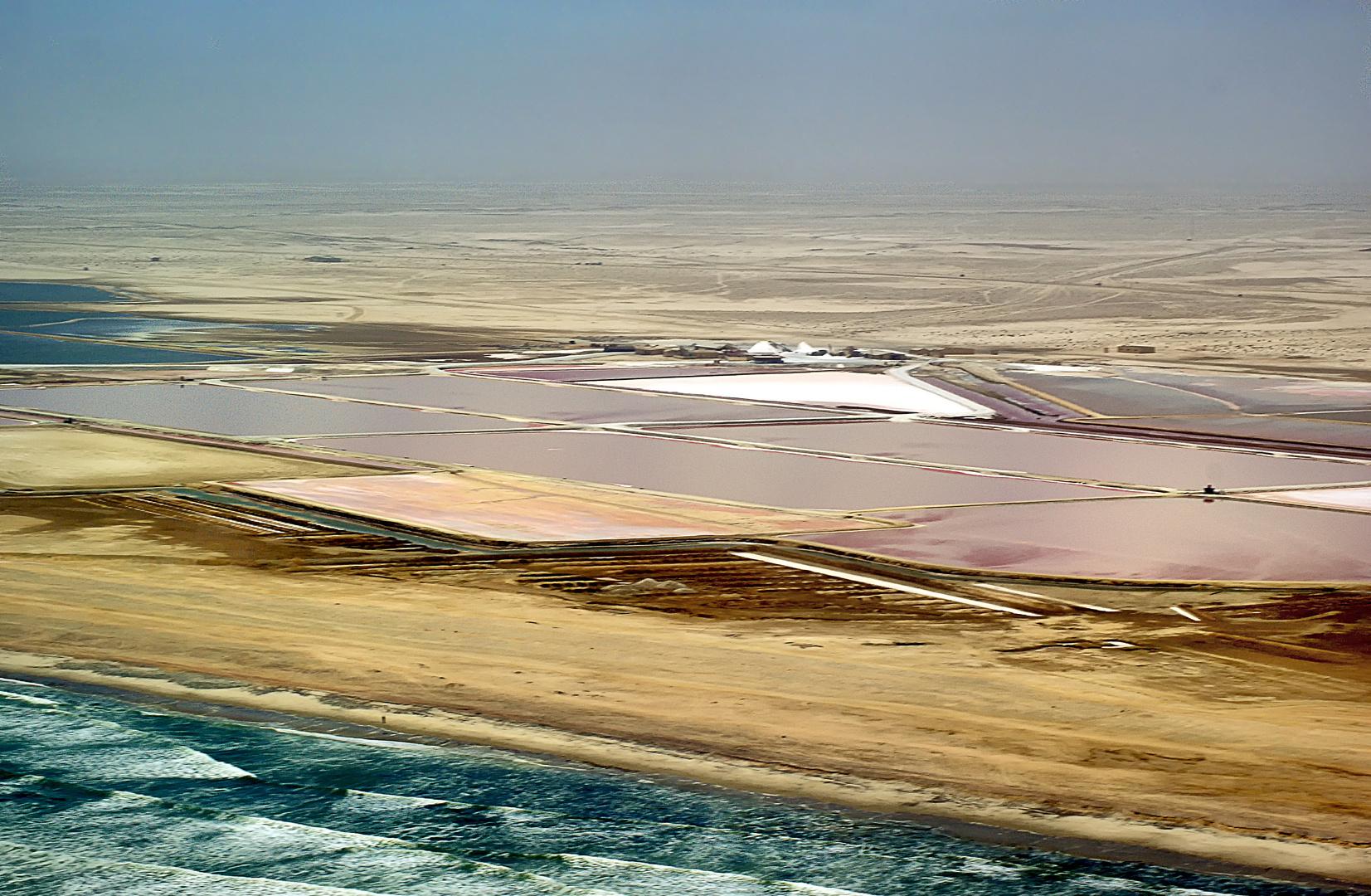 Saline bei Swakopmund