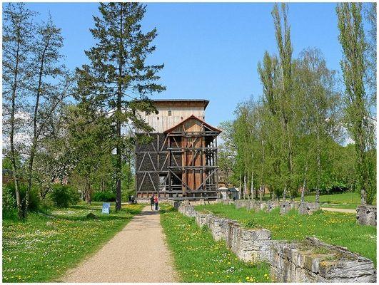 Saline in Bad Kissingen
