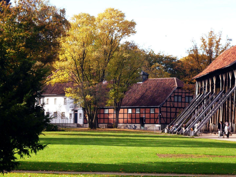 Salinenpark - Rheine.