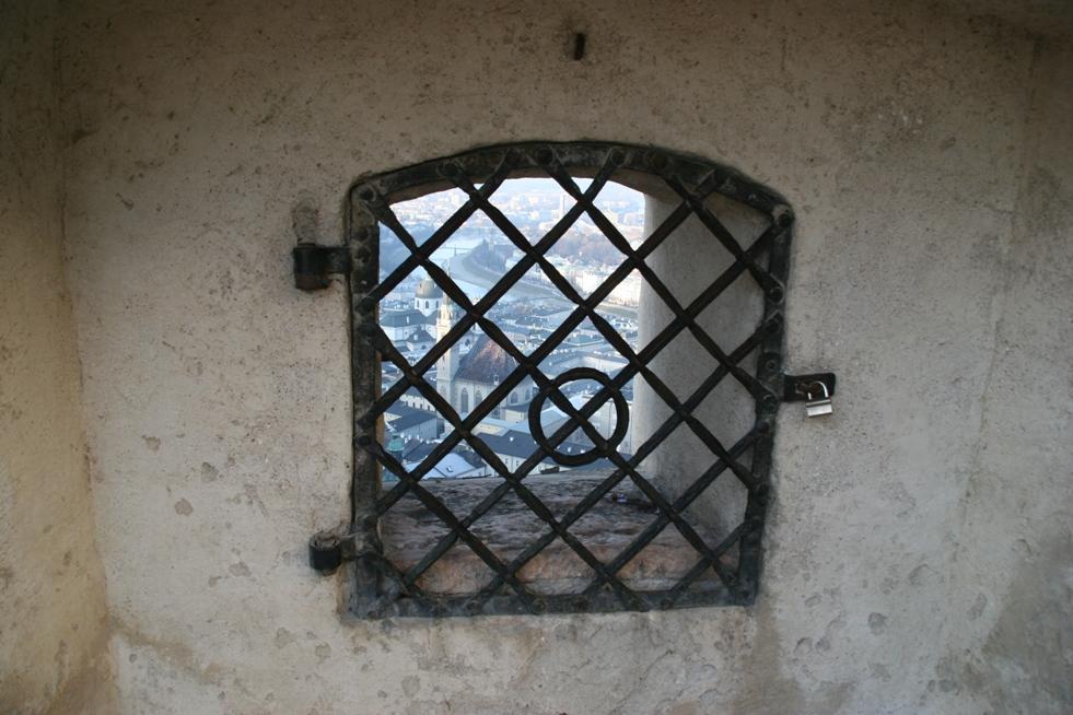 Salisburgo a scacchi - Salzburg hinter Gitter