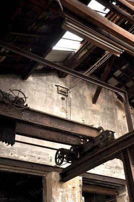 salle des vieilles machines .paris