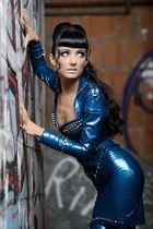 Sally, Blue Rubber