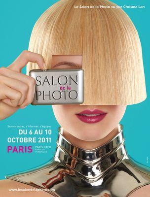 Salon de la photo 2011 à Paris