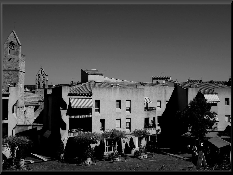 Salon de Provence facon d'antan