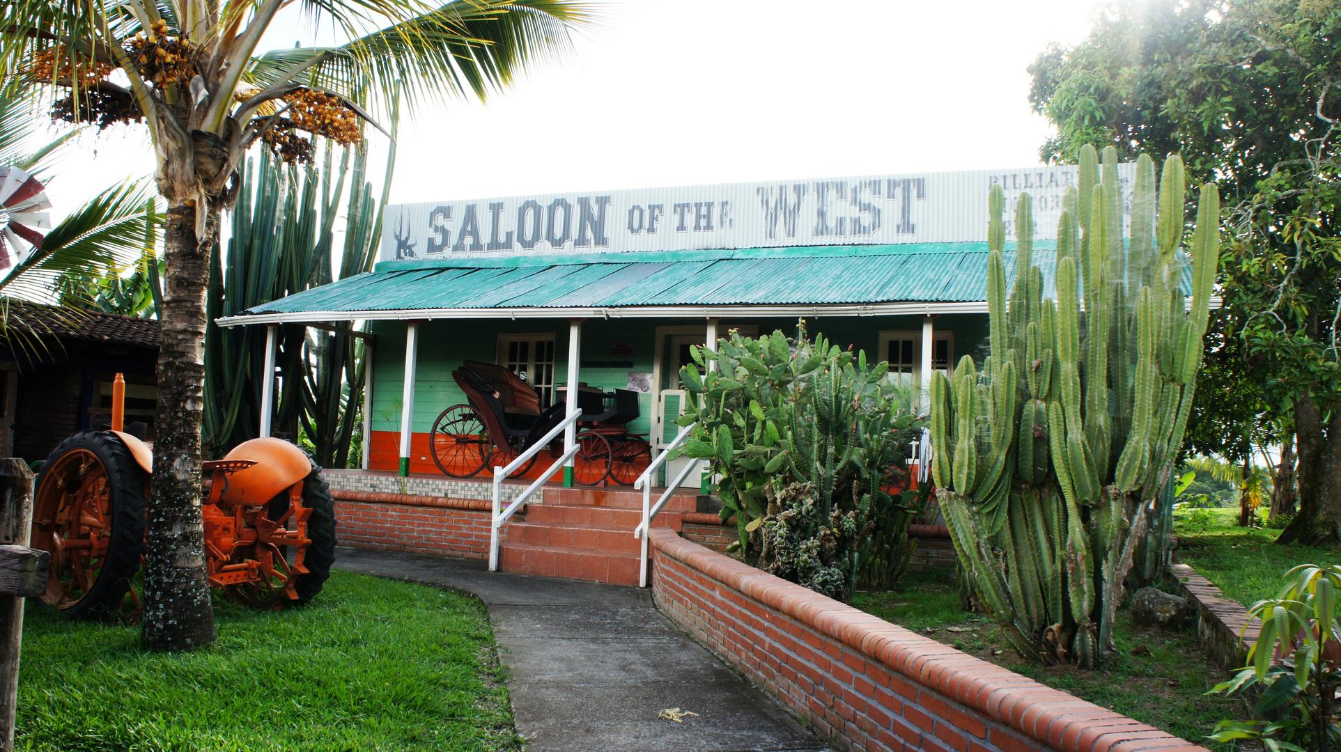 SALOON OF THE WEST - FINCA EN VENTA, PEREIRA COLOMBIA