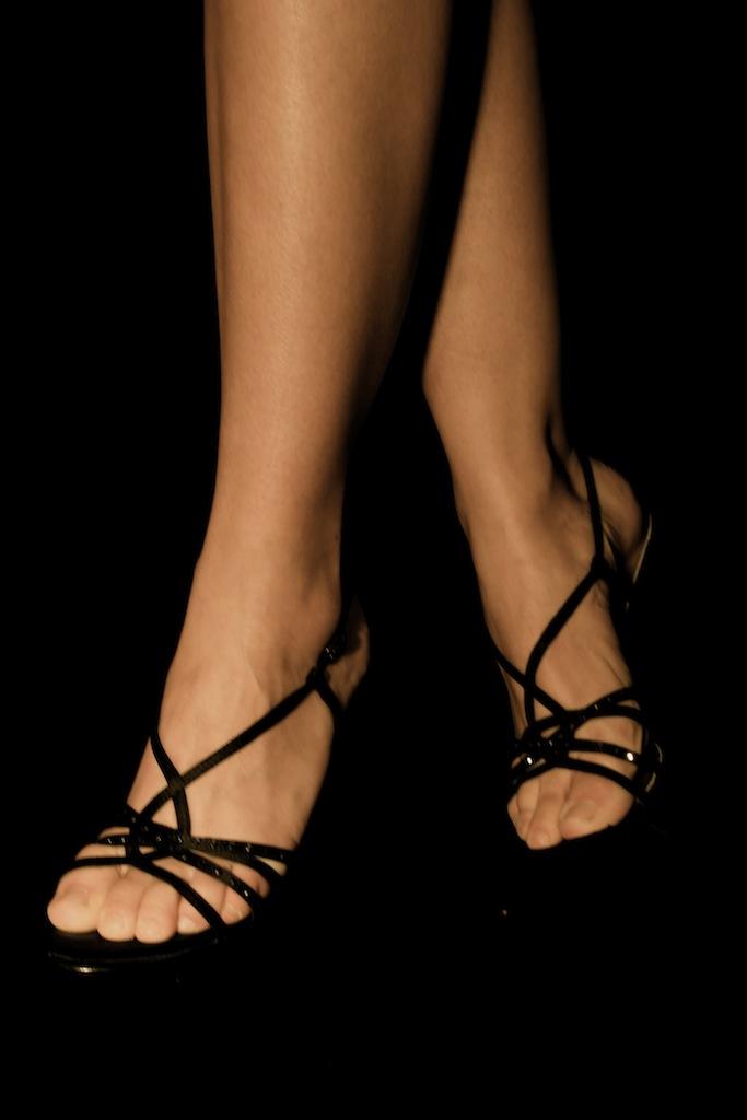 Salsa Feet