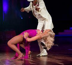 Salsa vom Meister Emile Moise und  Alexandra Tzimas. (3)