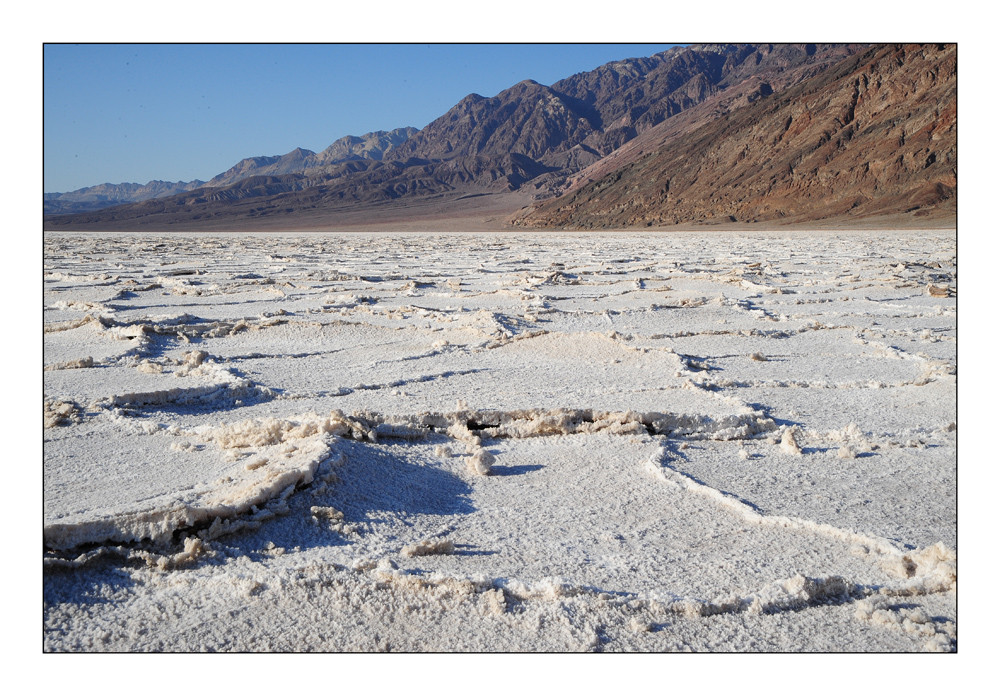 Salt Flats bei Bad Water