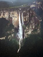 - Salto Angel - der höchste Wasserfall der Welt