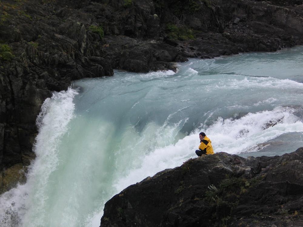 Salto Grande / Torres del Paine