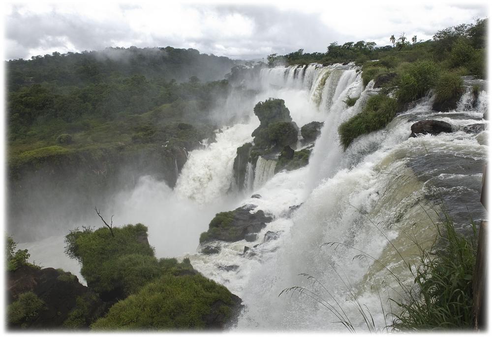 Salto Santa Maria, Cataratas del Iguazú