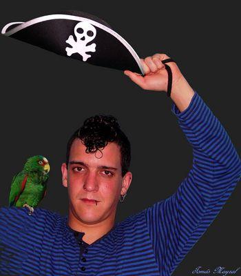 Saludo Pirata