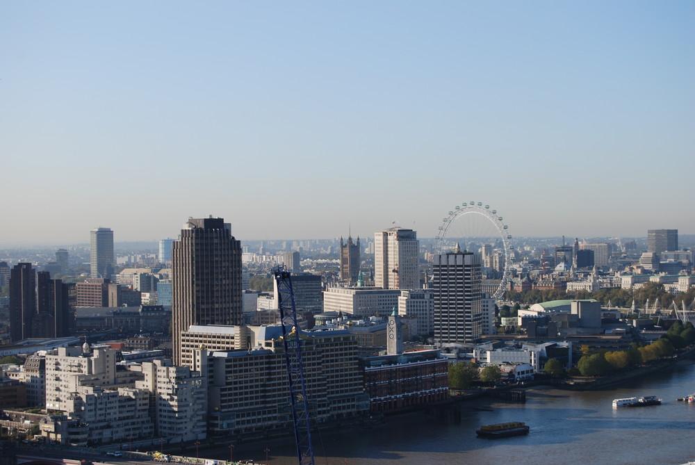 Saluti da Londra...