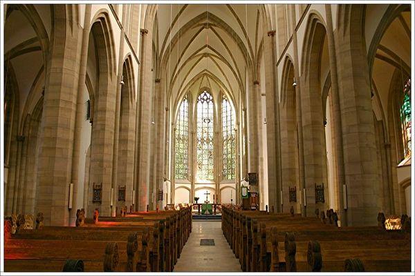 Salvator Kirche Duisburg!