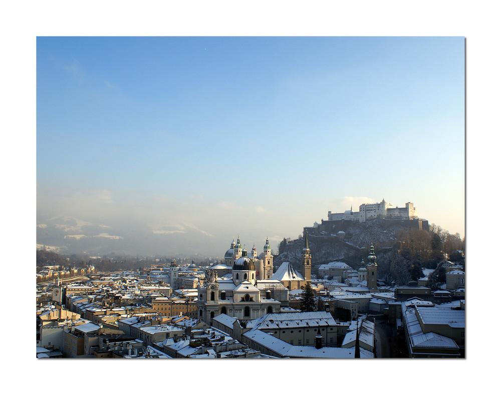 Salzburg am Nachmittag II
