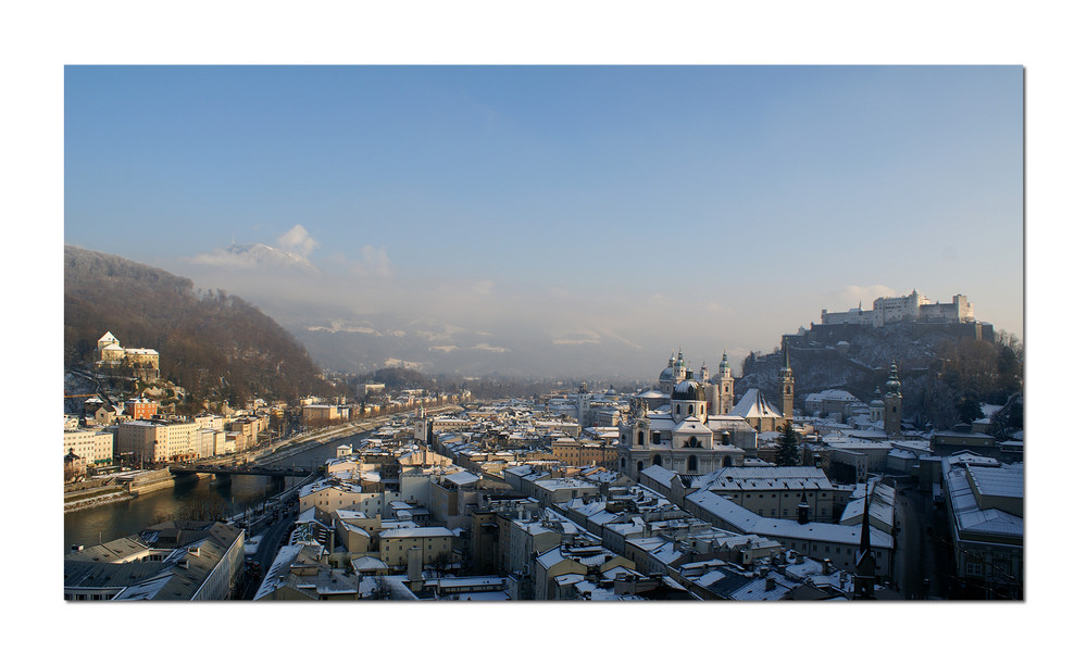Salzburg am Nachmittag III