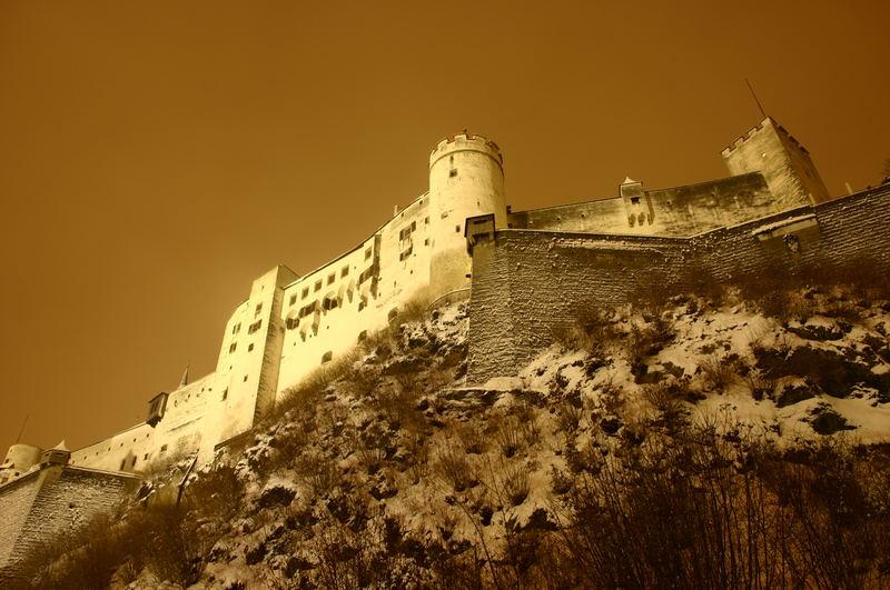 Salzburg bei Nacht 3