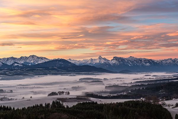 Salzburg - Blick ....