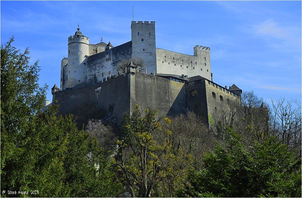 Salzburg die Festung 2