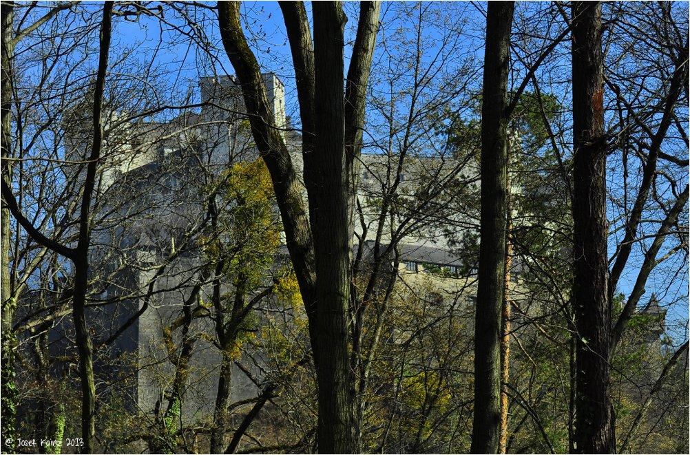 Salzburg die Festung