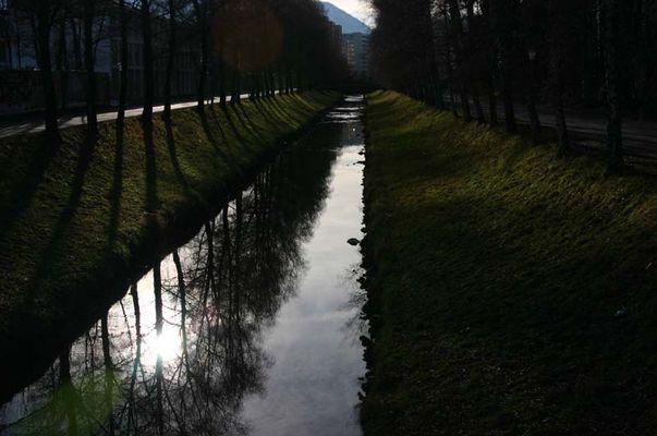 Salzburg - Die Glan