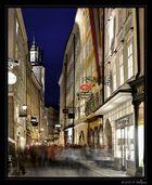 Salzburg, Ende Oktober .... Unbearbeitete Version