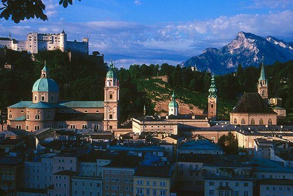 Salzburg erwacht!