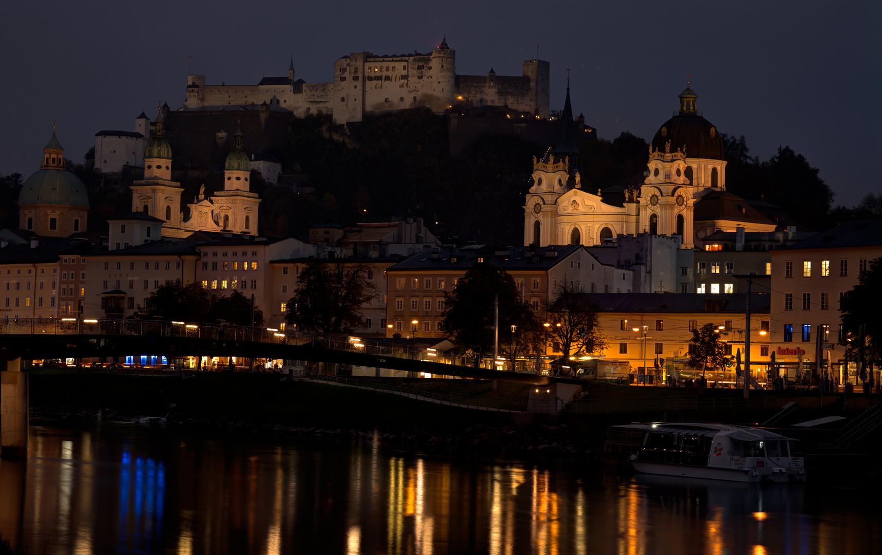 Salzburg, immer einen Schnappschuss wert