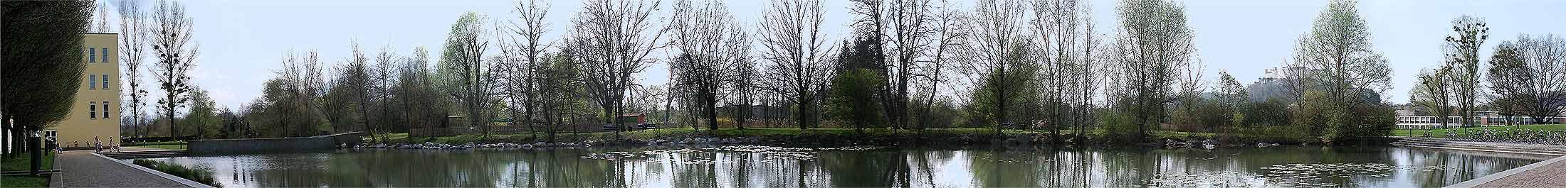 Salzburg: Park ...
