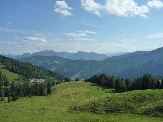 Salzburger Almenwanderweg