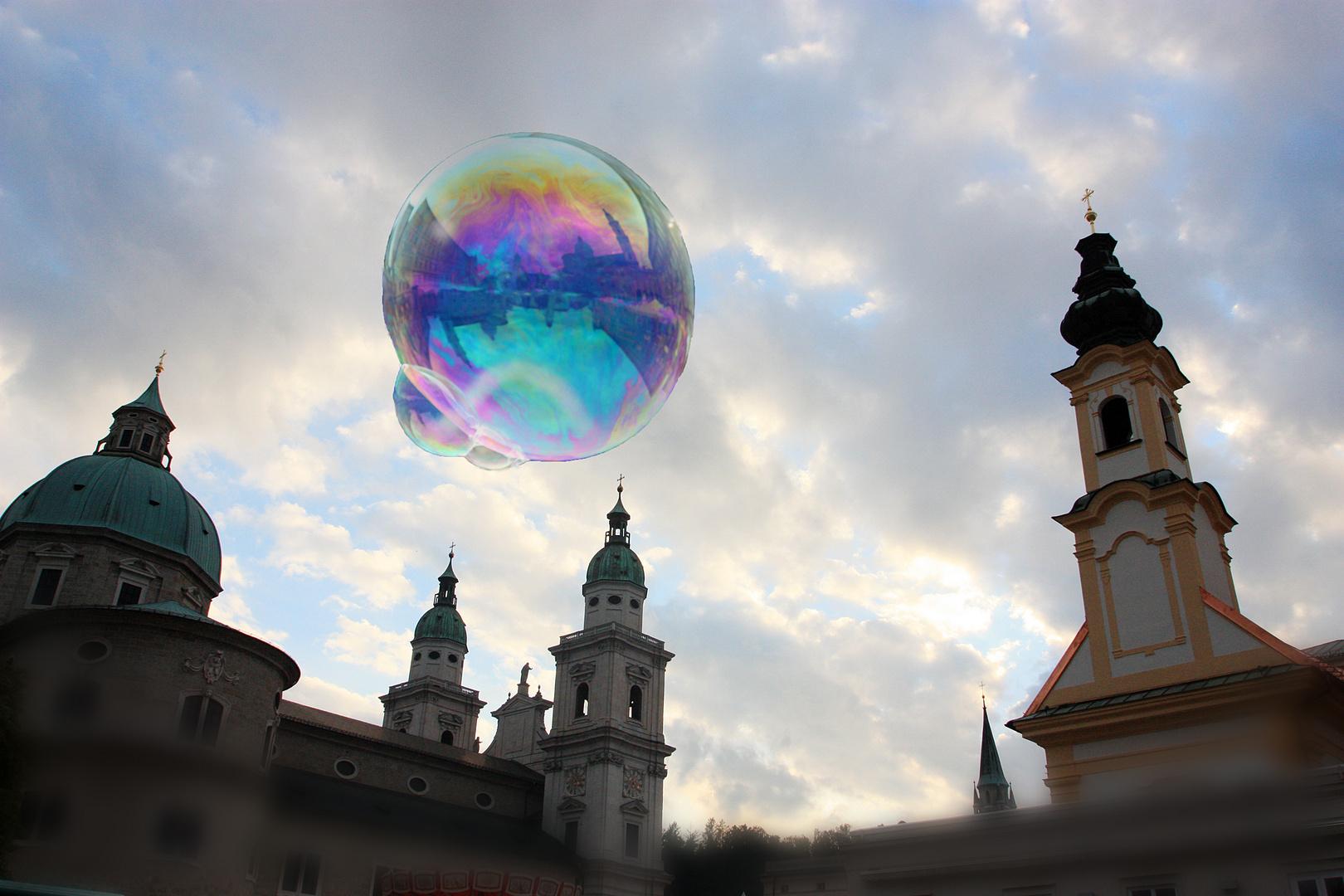 Salzburger Seifenblase