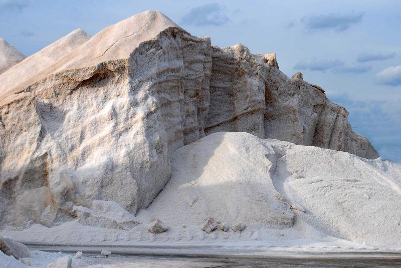 Salzlandschaft II