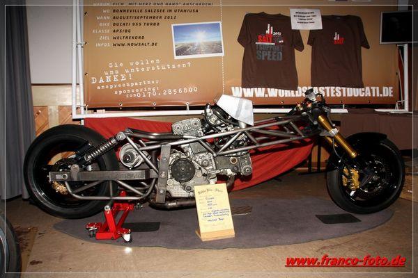 Salzsee Turbo-Ducati