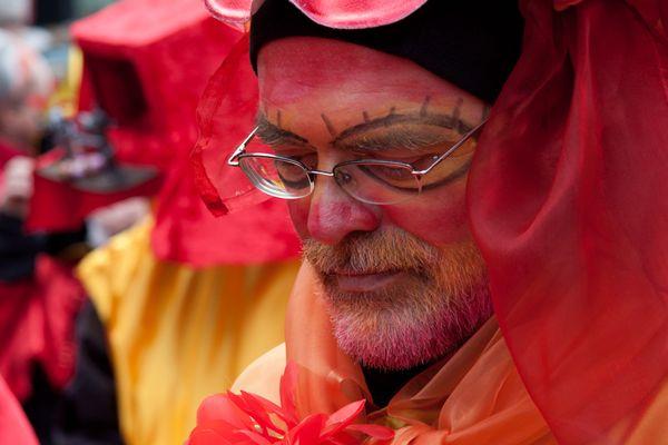 Samba Carneval Bremen 2011