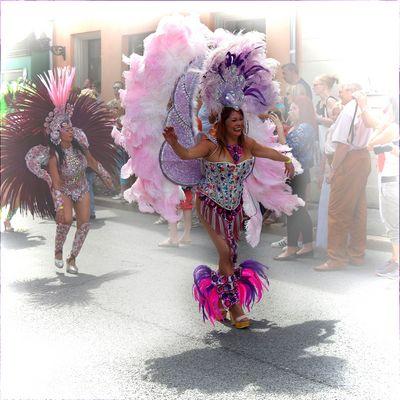 Samba-Festival Coburg 4 - Federspiel