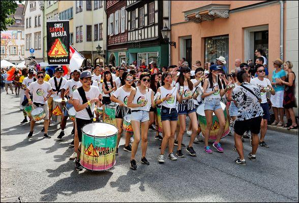 Samba-Festival Coburg 9 - Samba Singapore
