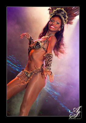 SAMBA GIRL #3