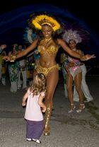 Samba mit Nachwuchs :-)