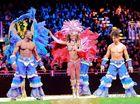 Samba-Show auf der Equitana