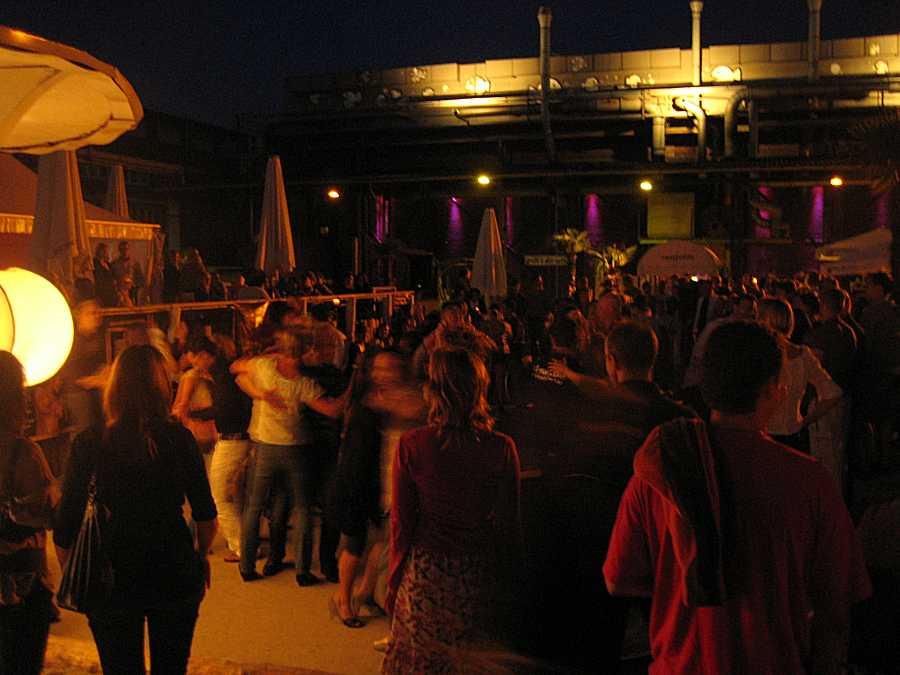 Samba Strand-Party