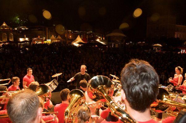 Sambafestival in Coburg