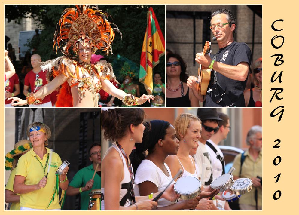 Sambafestival in Coburg 3