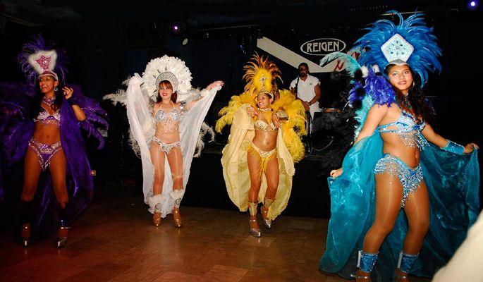 Sambatanzgruppe Passion Latina