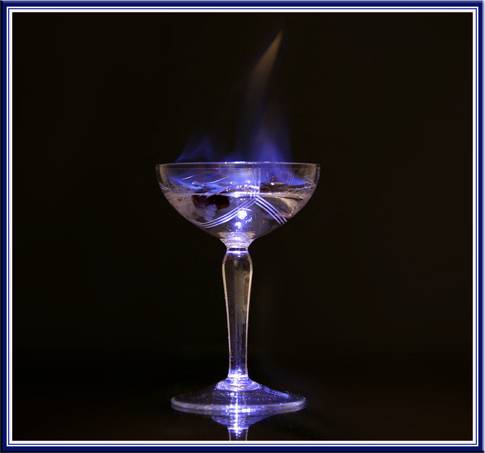 Sambuca Trinken