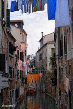 Samedi, jour de lessive à Venise