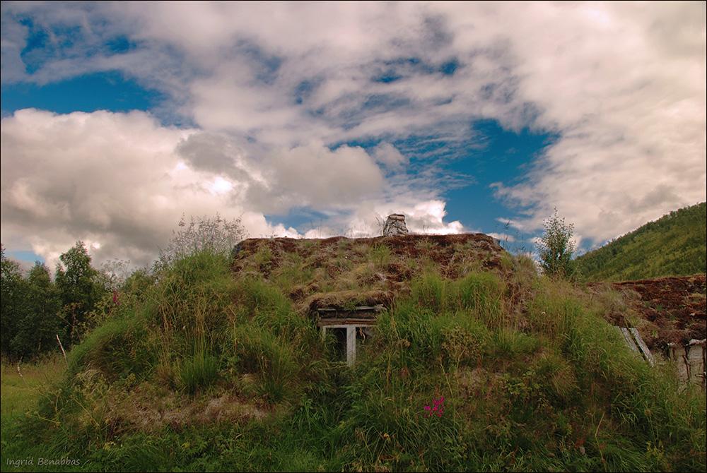 samische Wohnstätte (2)