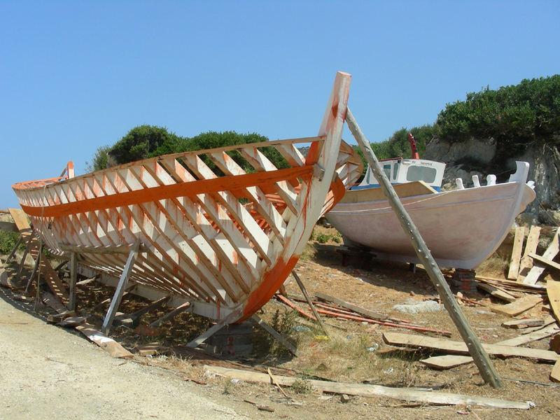 Samos-Cantiere nautico