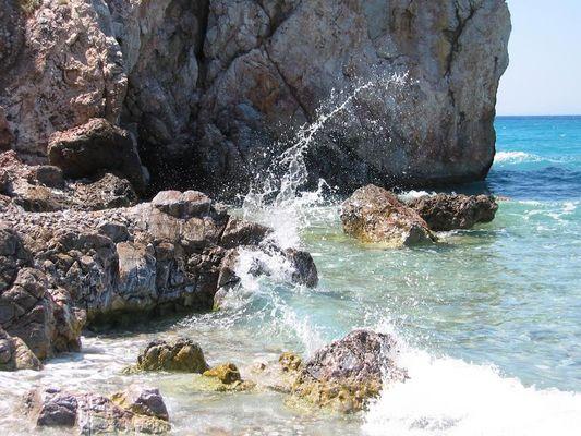 Samos, Tsambou Beach