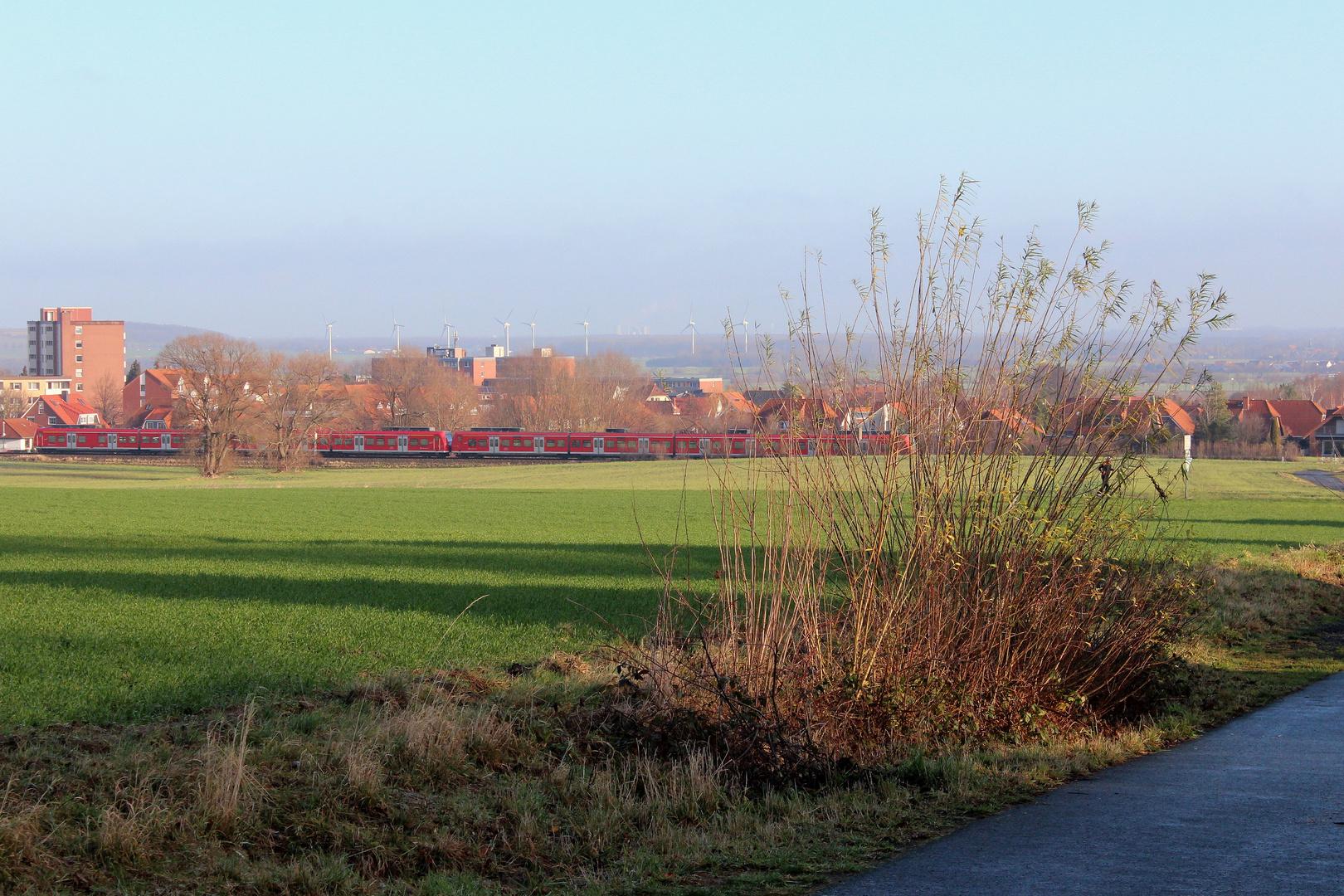 Samstagmorgen in Egestorf
