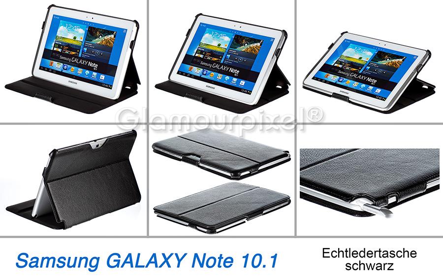 Samsung Galaxy Echtledertasche